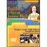 Winds Vol. 6 Building a Great Junior High Band