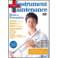 Winds Vol. 9 Instrument Maintenance: Brass & Percussion