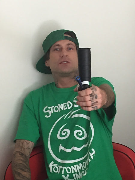 Roll-uh-Bowl® | Kottonmouth Kings Special Edition - Roll-uh-Bowl.com   Smoky Bubbles. Anywhere.