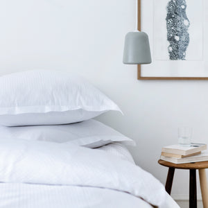 Bedlinen FACET White