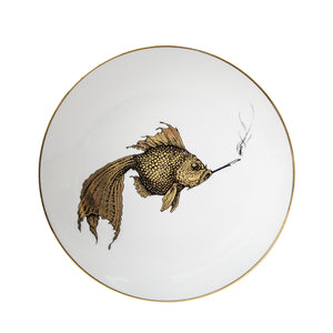 Smoky Fish Gold - Plate