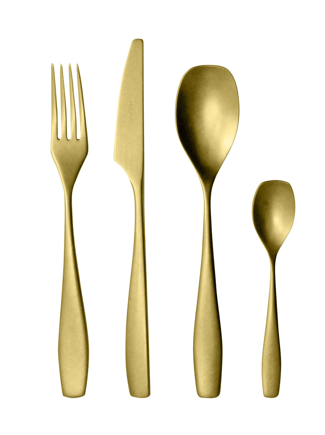 24PC Cutlery Set Gold - Lizz