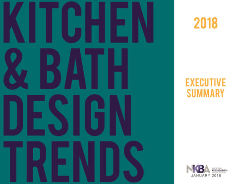 2018 NKBA Design Trends Executive Summary