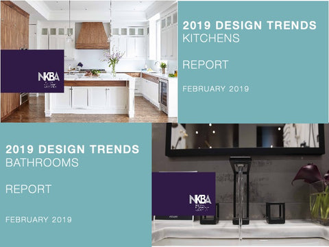 2019 NKBA Design Trends Report*