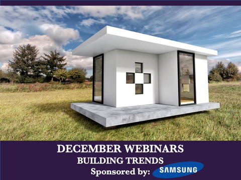 December - Free Webinars - The Disappearing Kitchen