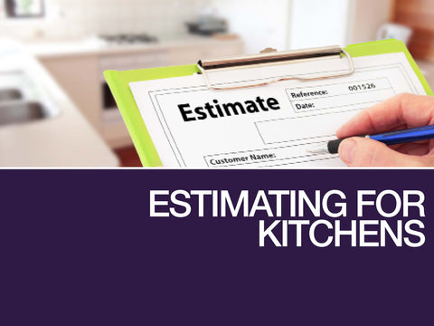 Estimating for Kitchens