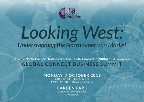 Looking West: Understanding the North American Market — NKBA Global Connect Business Summit