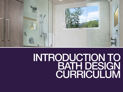 Introduction to Bath Design Curriculum