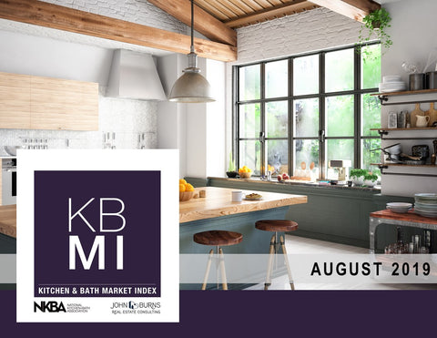 NKBA/John Burns Kitchen & Bath Market Index (KBMI) - Q2 2019