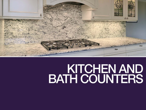 Kitchen and Bath Counters