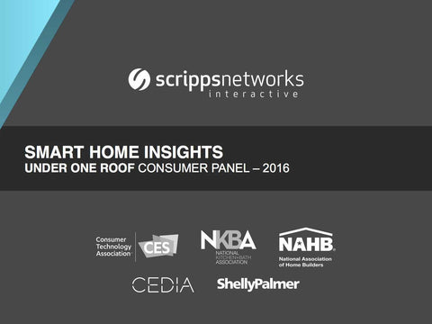 Scripps Networks Interactive: Smart Home Insights