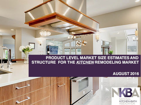 U.S. Market Size Study: Kitchen Products