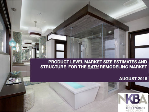 U.S. Market Size Study: Bath Products