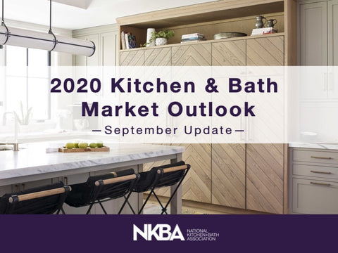 2020 Kitchen & Bath Market Outlook: September Update*