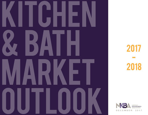 2017-2018 NKBA Market Outlook Report