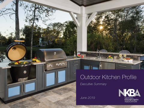 NKBA Outdoor Kitchen Profile Executive Summary