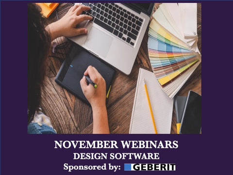 November - Free Webinars - The Designer's Guide to 3D Visualization