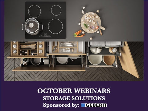 October - Free Webinars-Designing a Wardrobe/Laundry Room for Accessible Storage: Lessons from the Universal Design Living Laboratory