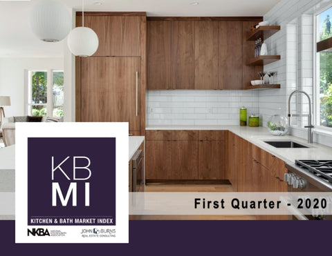 NKBA/John Burns Kitchen & Bath Market Index (KBMI) - Q1 2020