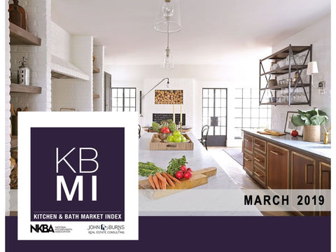 NKBA/John Burns Kitchen & Bath Market Index (KBMI) - Q4 2018