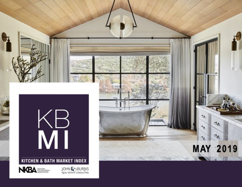 NKBA/John Burns Kitchen & Bath Market Index (KBMI) – Q1 2019
