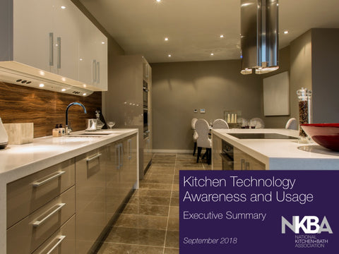 NKBA Kitchen Technology Awareness and Usage Executive Summary