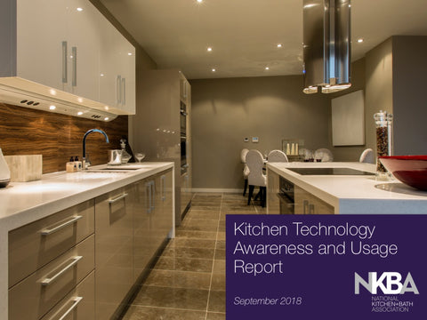NKBA Kitchen Technology Awareness and Usage Report