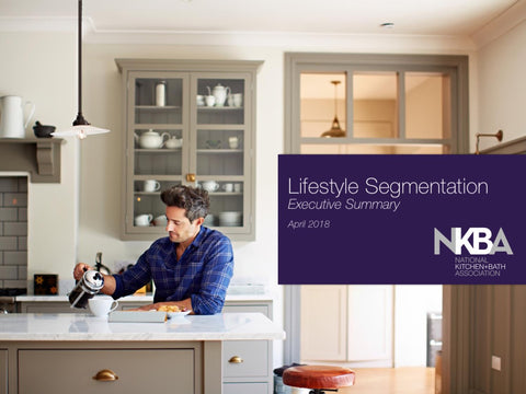 NKBA Lifestyle Segmentation Executive Summary