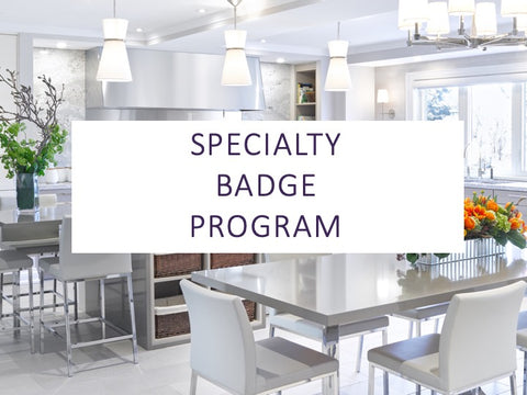 Specialty Badge Program