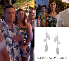 Alexandria Daddario Baywatch Earrings
