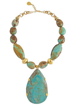 One of a Kind Turquoise Necklace