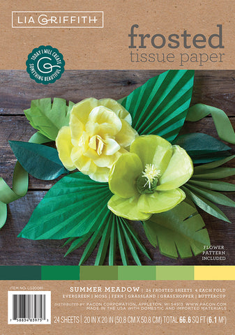 Summer Meadow Tissue Paper