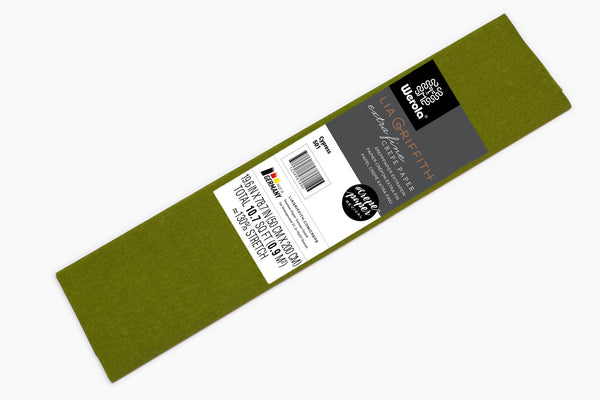 Single Pack - Extra Fine Crepe Paper – Cypress