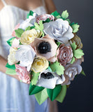 Wedding Paper Flower Bouquet Bundle