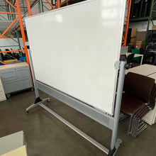 "Load image into Gallery viewer, Used 60"" Mobile Whiteboard"