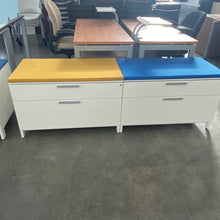 "Load image into Gallery viewer, Used Herman Miller Canvas 36"" Credenza Storage Unit"