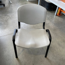 Load image into Gallery viewer, Used Grey Stacking Chair