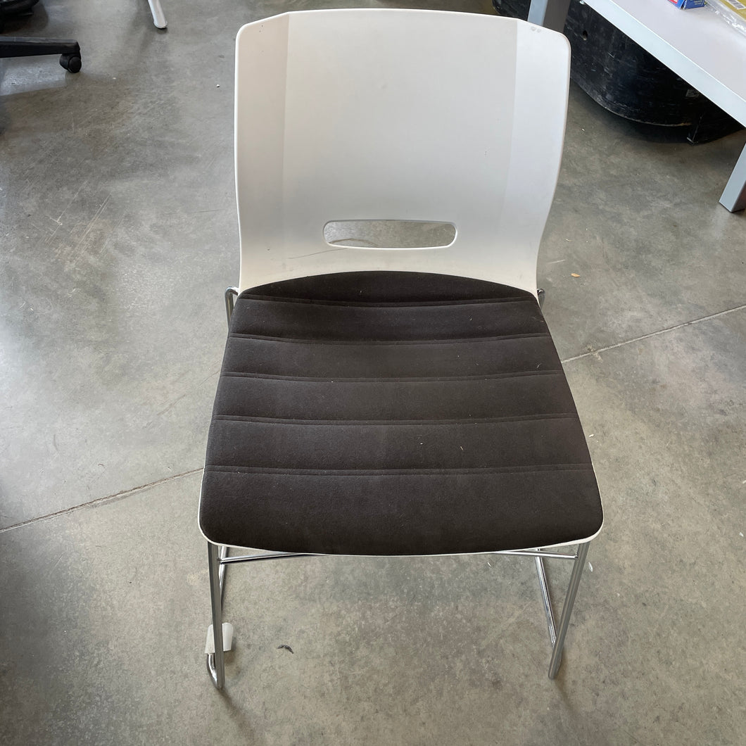 Used Allermuir Casper Stacking Chair