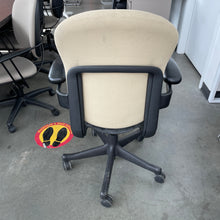 Load image into Gallery viewer, Used Herman Miller Beige Reaction Chair