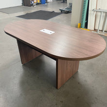 Load image into Gallery viewer, Used Classic Racetrack Oval Conference Table