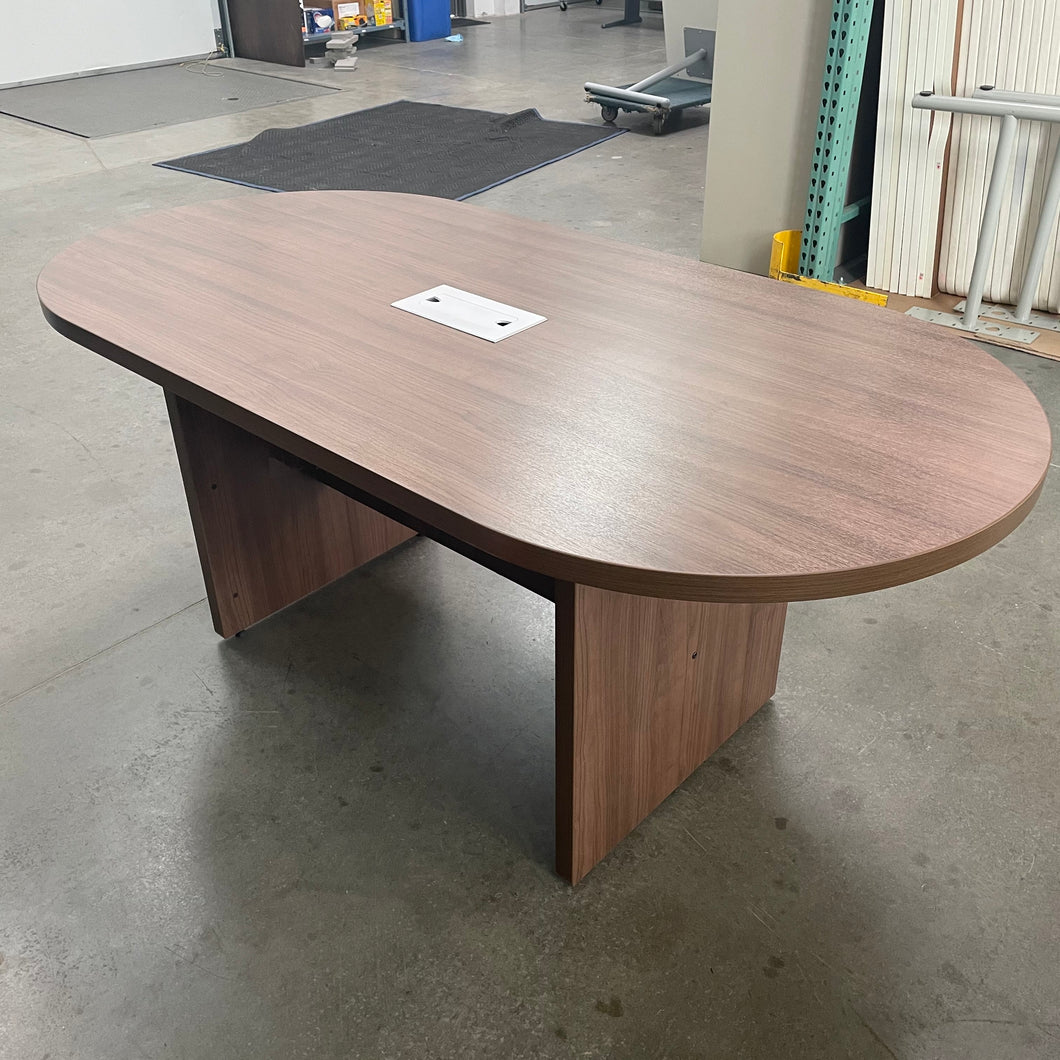 Used Classic Racetrack Oval Conference Table