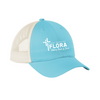 Tidal Wave/Stone FBC Flora Hat (Preorder)