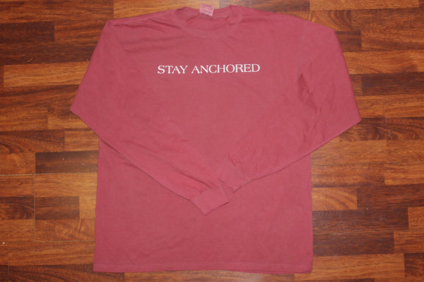"""STAY ANCHORED"" Long Sleeve"