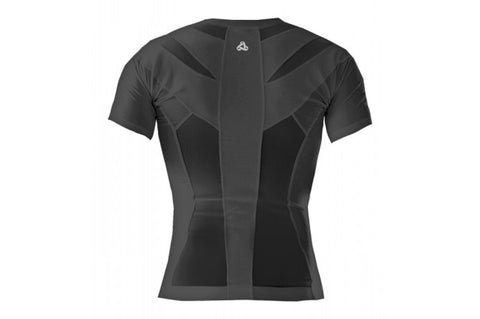 ALIGNMED, POSTURE SHIRT, INTELLISKIN, WEARABLE TECHNOLOGY