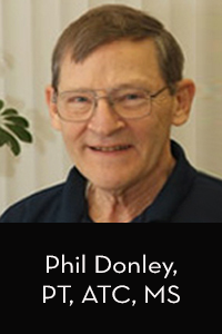 PHIL DONLEY, PT, ATC, MS, alignmed expert panel