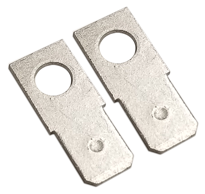 Straight Spade Terminals 1141-02 - ulanet-co