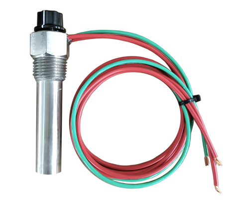 FM-344 Stainless Steel Probe (Immersion) Thermostat