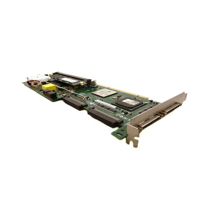 IBM 39R8821 Serveraid 6M Dual Channel Pcix 133Mhz Ultra320 Scsi Controller With 128Mb Cache Amp Battery