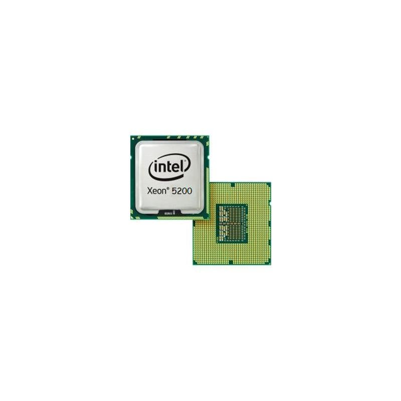 INTEL Eu80573Kl0966M  Xeon X5272 Dualcore 3.4Ghz 6Mb L2 Cache 1600Mhz Fsb Socketlga771 45Nm 80W Processor Only