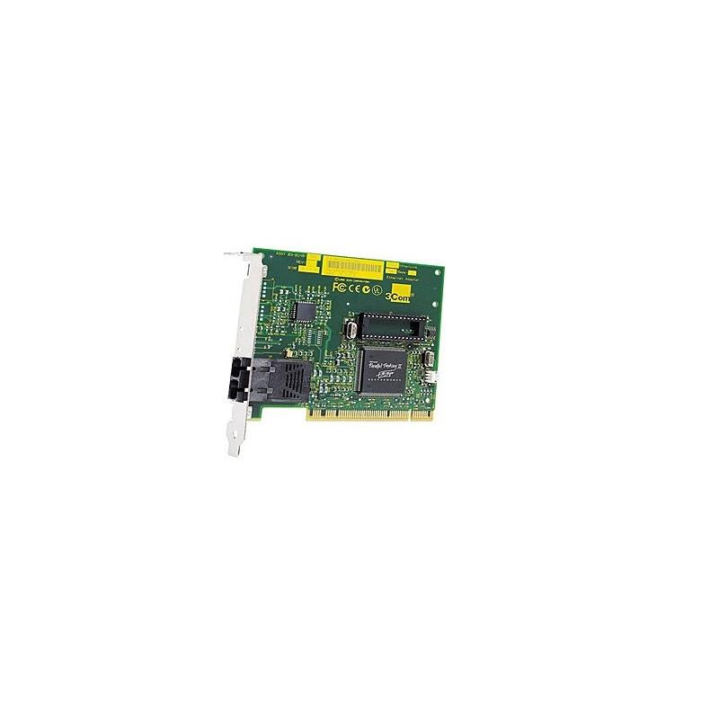 3COM Fast Etherlink 10 100Base Pci Fiber (Sc) Network Interface Card